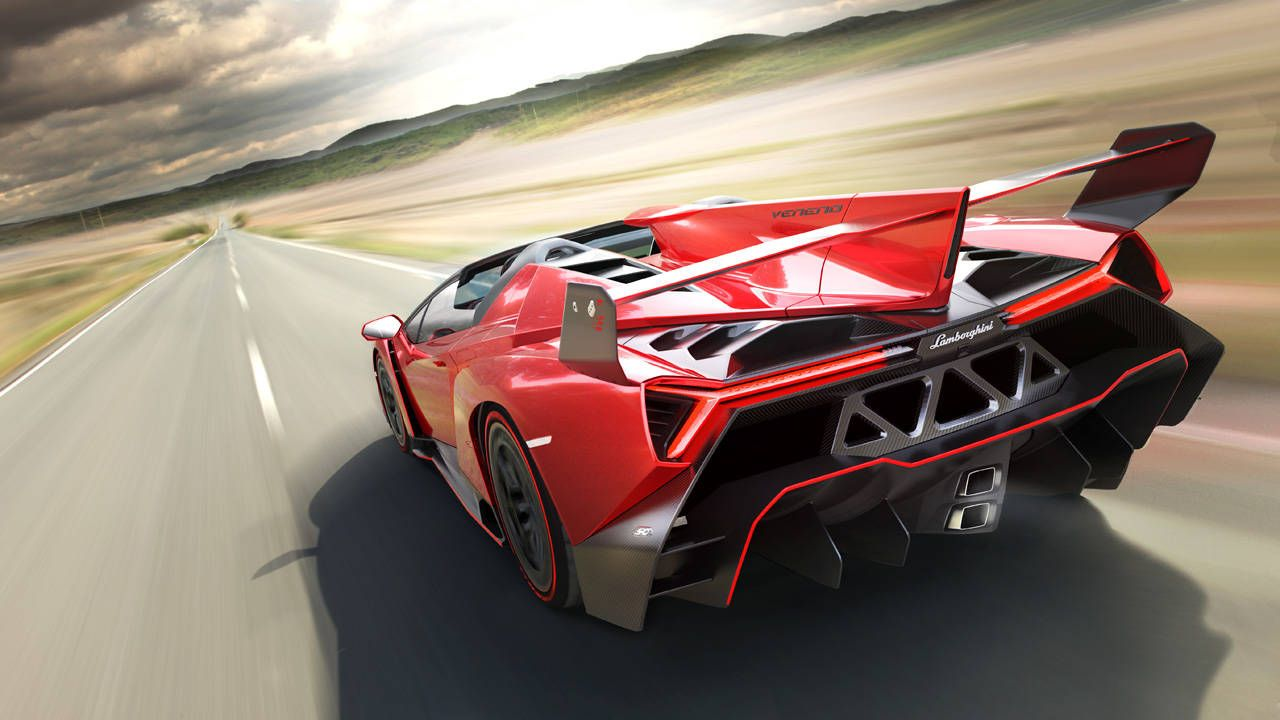 Got $7 million? A Lamborghini Veneno Roadster is (allegedly) for sale