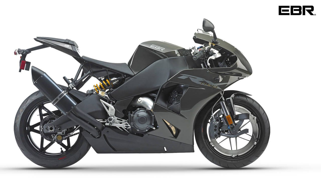 Erik Buell Racing unveils the 1190RX