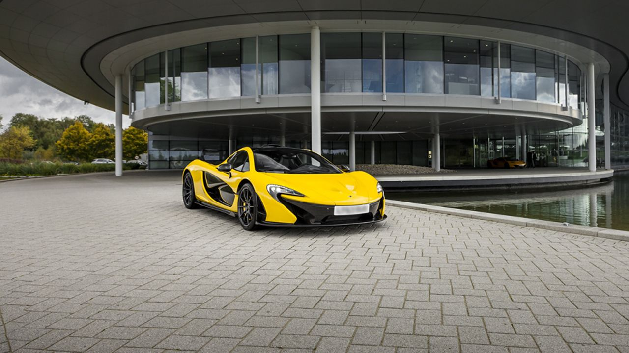 How fast is the new McLaren P1? We have all the data for you.