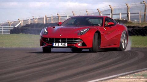 Tire, Wheel, Mode of transport, Automotive design, Vehicle, Land vehicle, Automotive lighting, Performance car, Car, Red,