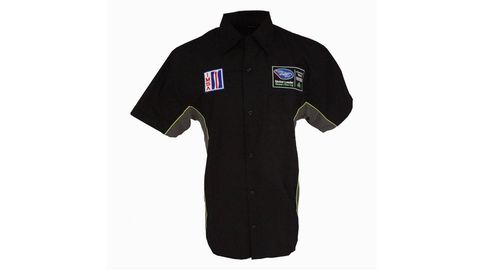 Product, Sleeve, Collar, Sportswear, Text, Jersey, White, Font, Uniform, Logo,