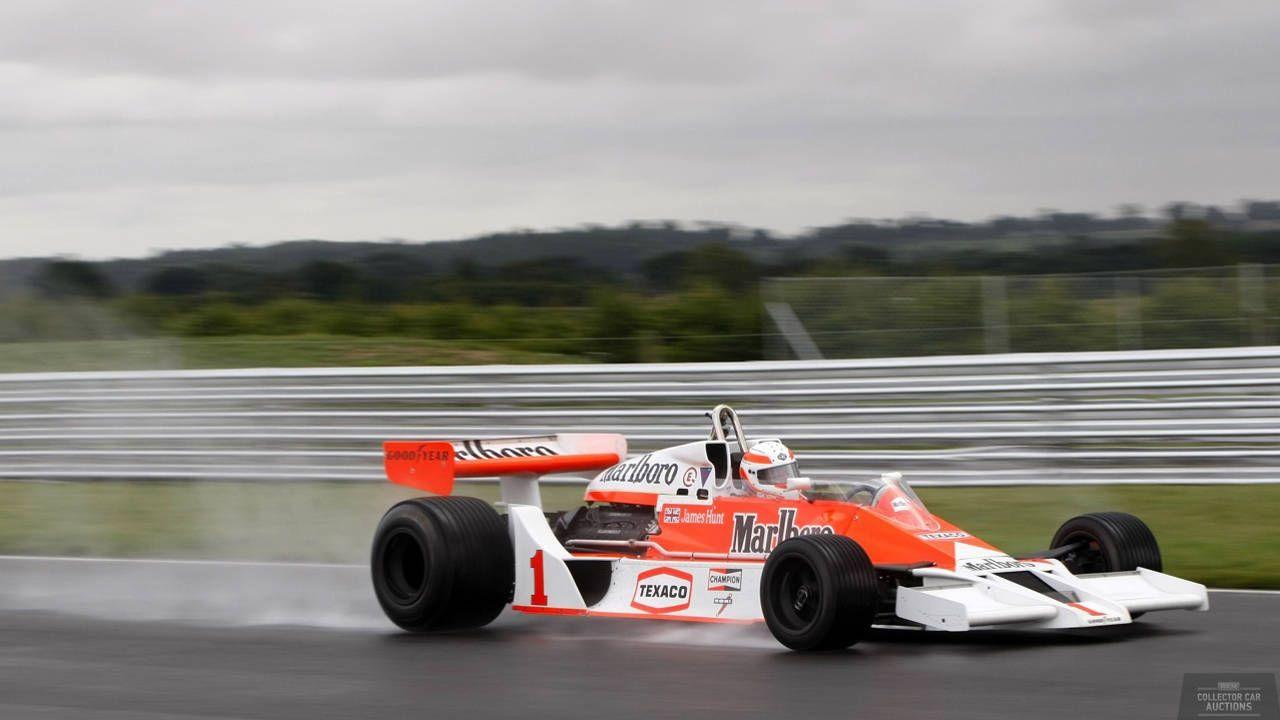 1977 McLaren M26 Formula 1 - Auctions