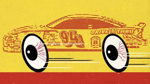 Automotive design, Yellow, Automotive lighting, Performance car, Art, Automotive wheel system, Circle, Sports car, Race car, Auto part,