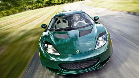 2010 Lotus Evora Long Term Road And Track Garage