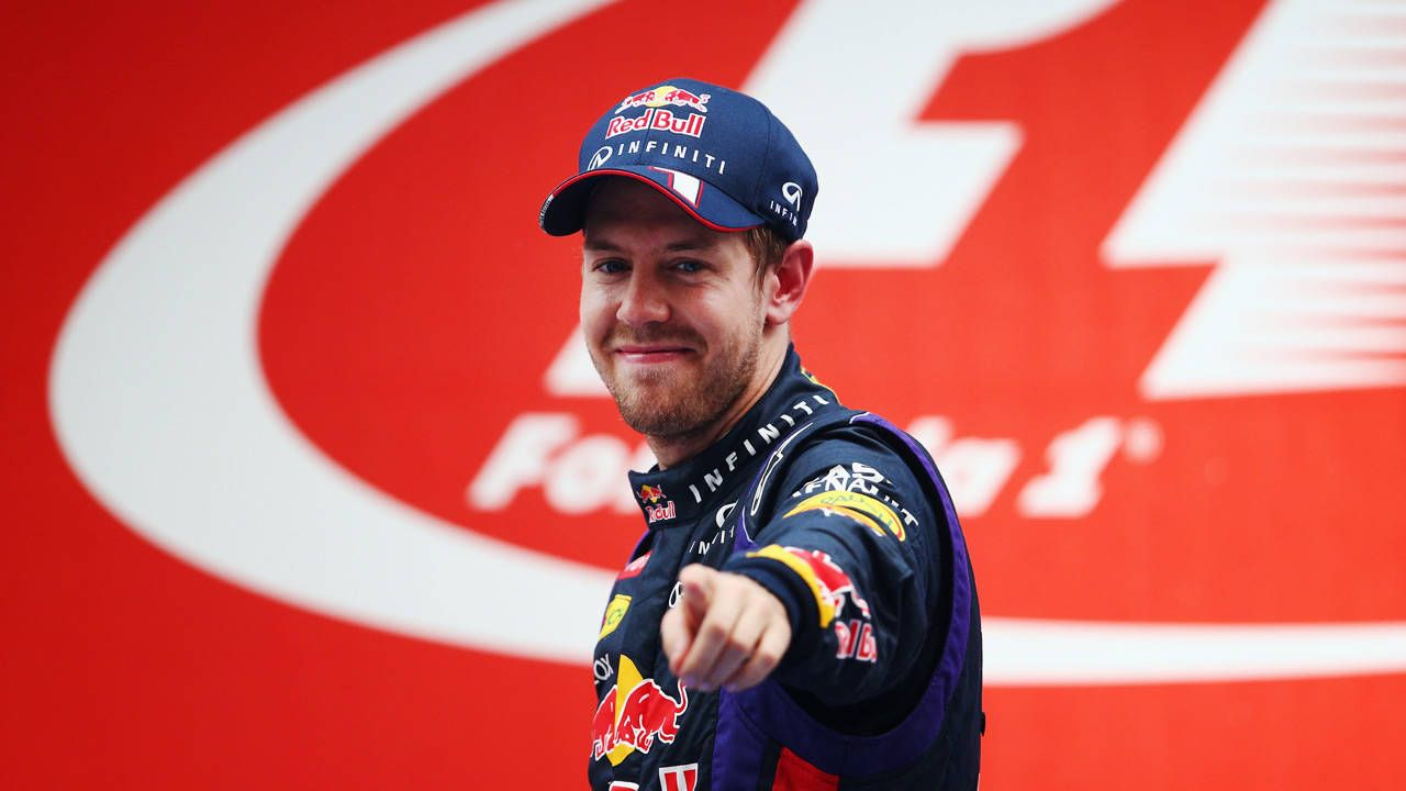It's official: Sebastian Vettel is joining Scuderia Ferrari
