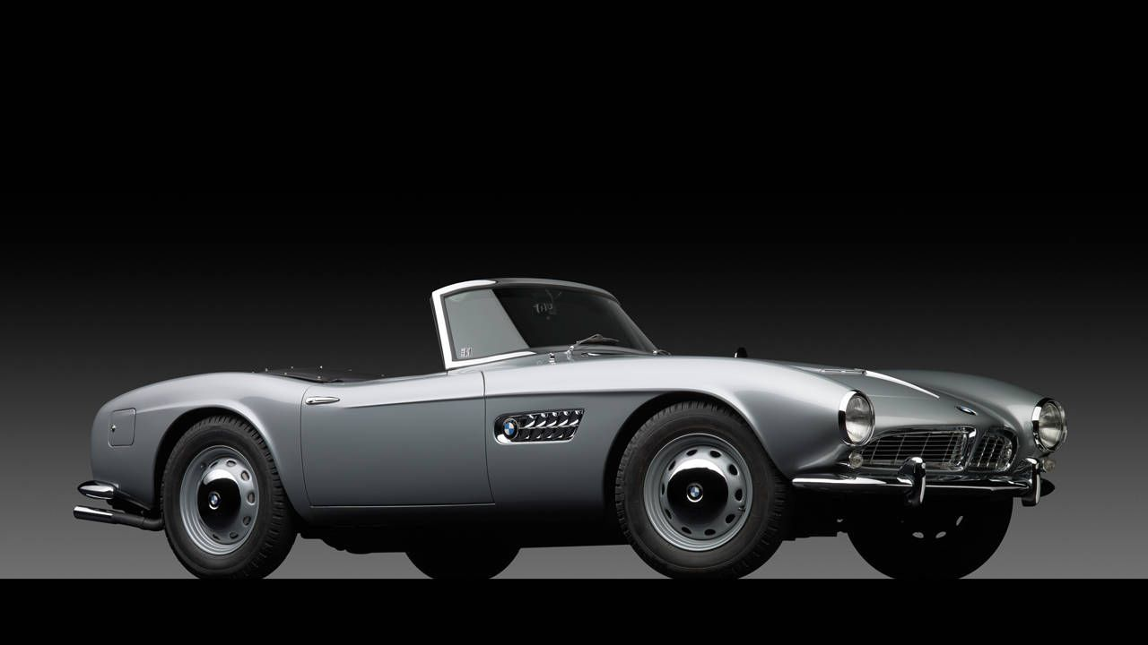 Buy this BMW 507 and a Ressence Type 3 watch