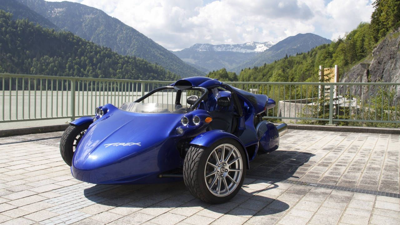 Buy this Campagna T-Rex, and a T-Rex skeleton