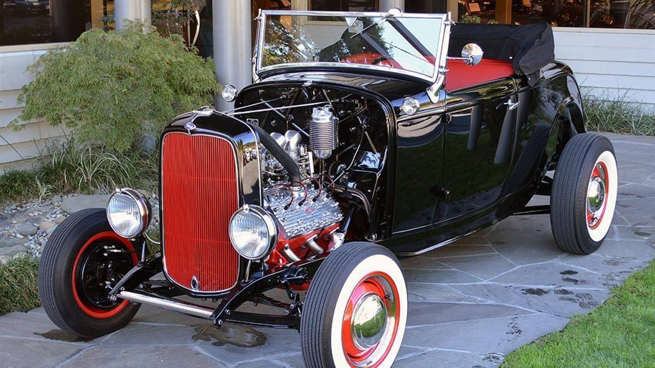 Flathead Ford Hot Rod and Coveralls - Buy This and This