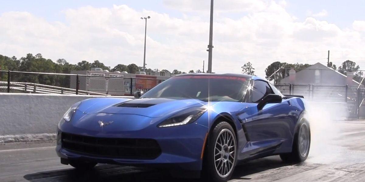 10 Second C7 Corvette Quarter Mile Videos