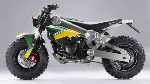Motorcycle, Tire, Wheel, Motor vehicle, Automotive tire, Transport, Automotive design, Vehicle, Rim, Land vehicle,