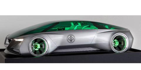Motor vehicle, Automotive design, Green, Transport, Automotive exterior, Car, Automotive lighting, Technology, Automotive mirror, Personal luxury car,