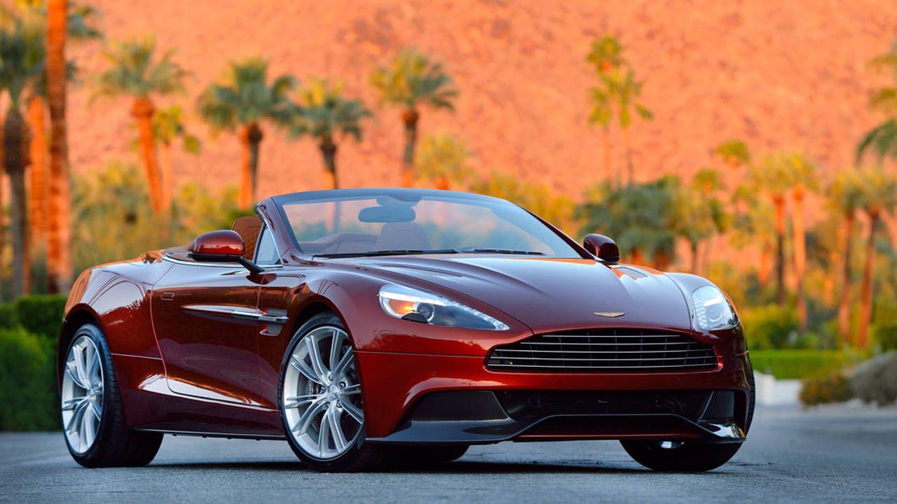 Buy a new Aston Martin Vanquish Volante, and a Nikon Df camera