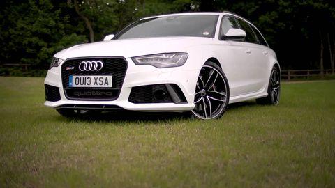 Audi RS Test Videos - Is audi a good car
