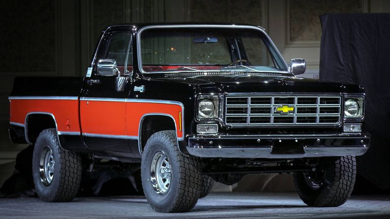 1978 Chevrolet Performance Clic - Aftermarket