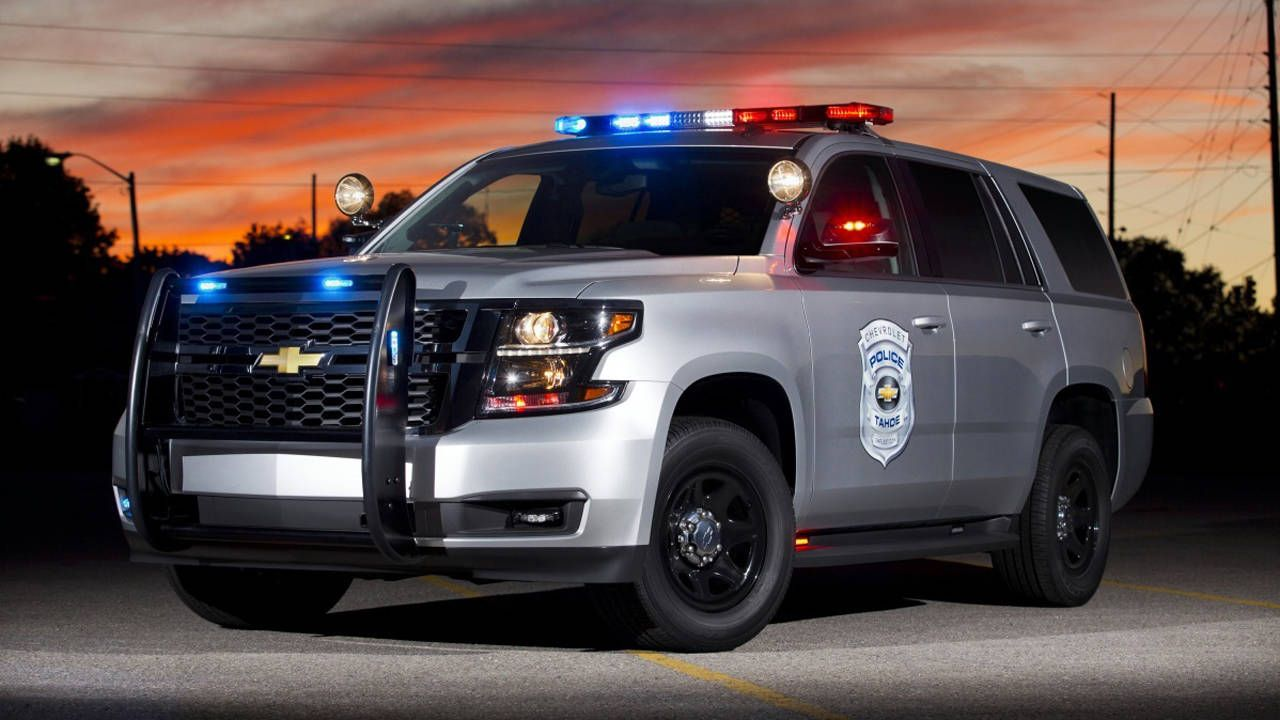 2014 chevrolet tahoe ppv - new police cars