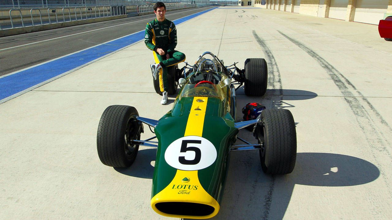 Kickstarting The American F1 Dream