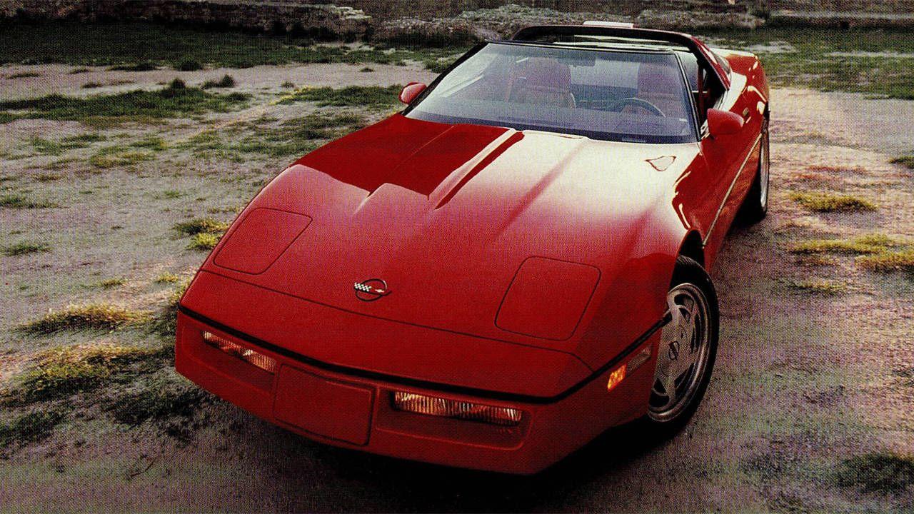 Drive Flashback: 1990 Chevrolet Corvette ZR-1