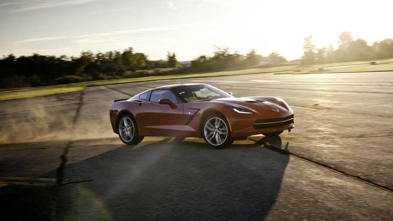 C7 Corvette vs. Britain? You know how this ends