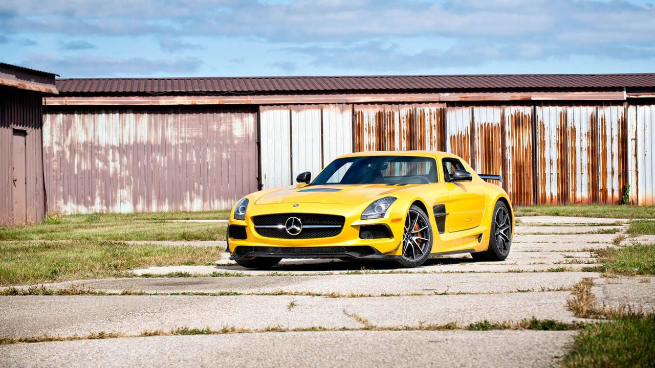 The 7 greatest Mercedes-Benz AMG 6.3 V8 cars