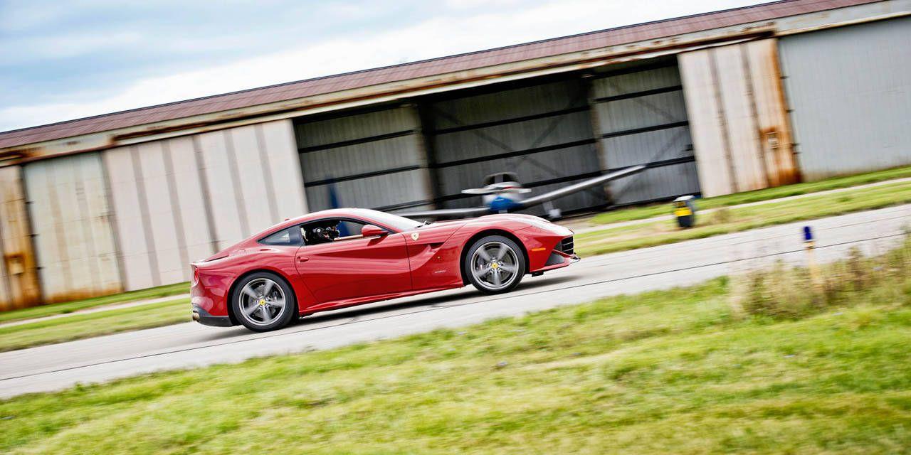 Photos: 2013 Ferrari F12berlinetta - Performance Car of the Year Finalist -