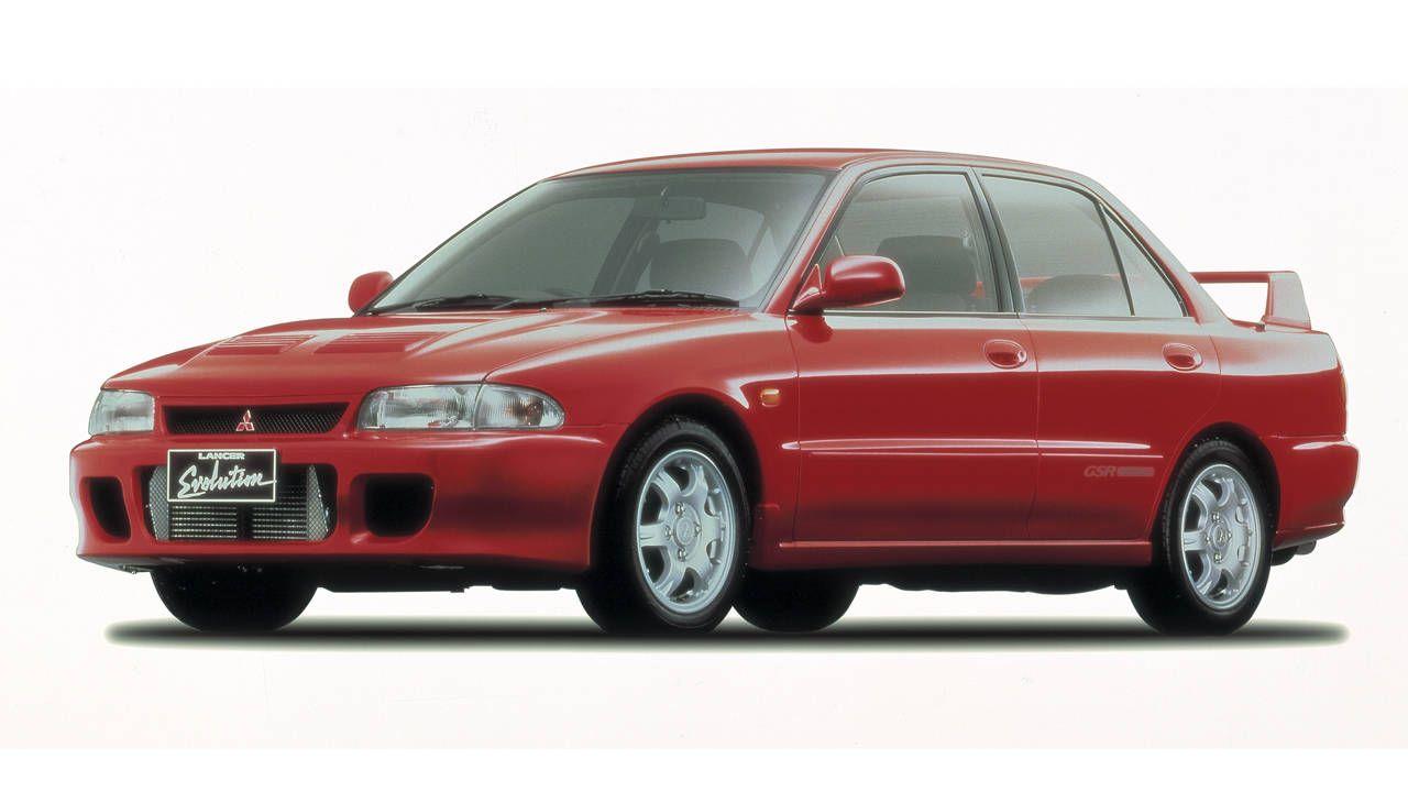 100 Mitsubishi Red 1 X Mitsubishi Sport Sticker For