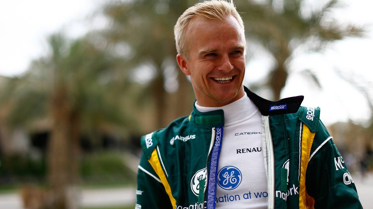 Raikkonen out, Kovalainen to drive for Lotus F1 at US Grand Prix
