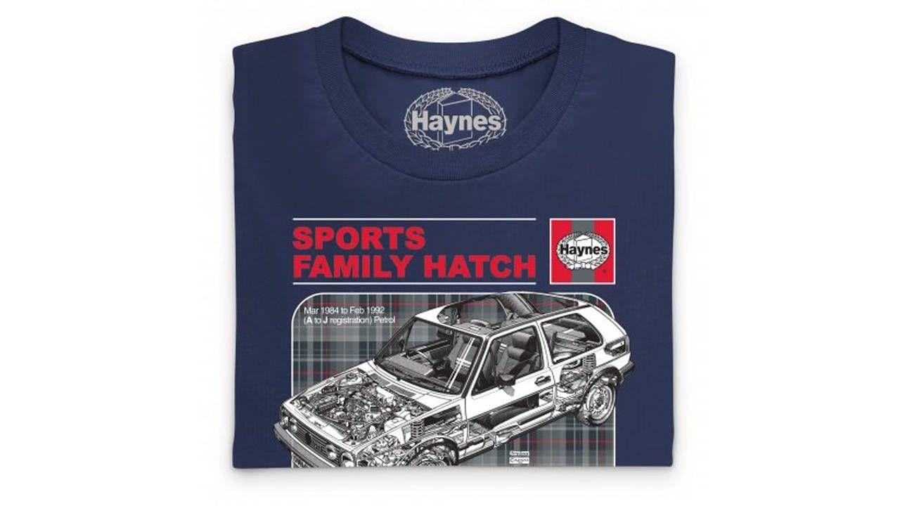 Haynes Workshop T Shirts Gear