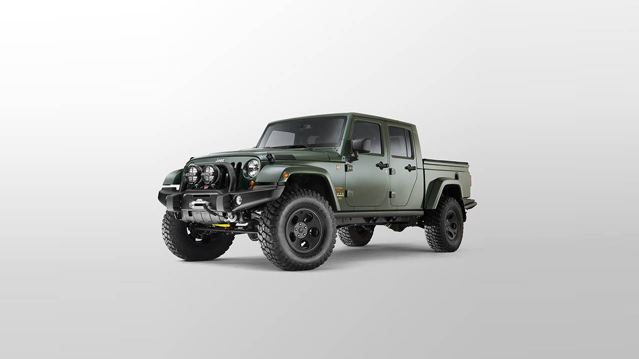 Filson has its way with the AEV Brute