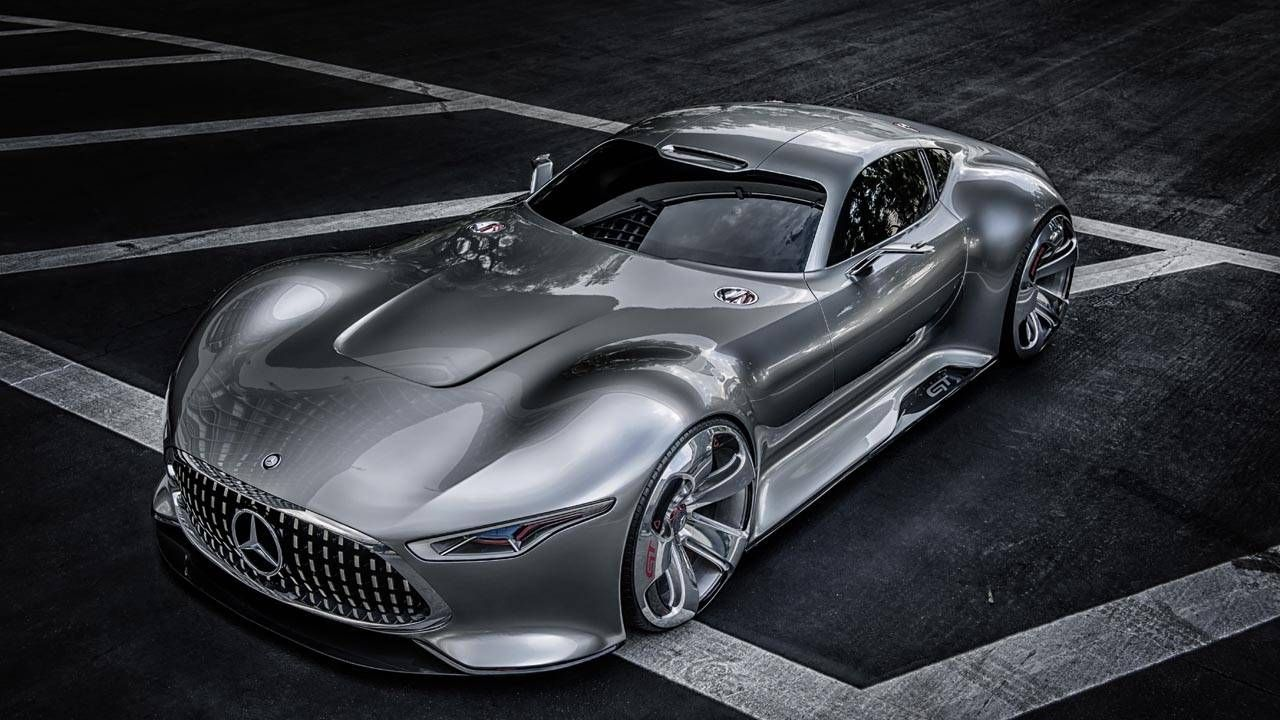 Anyone with $60 can drive this Mercedes-Benz Concept