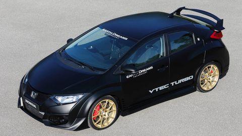 2015 Honda Civic Type R First Looks