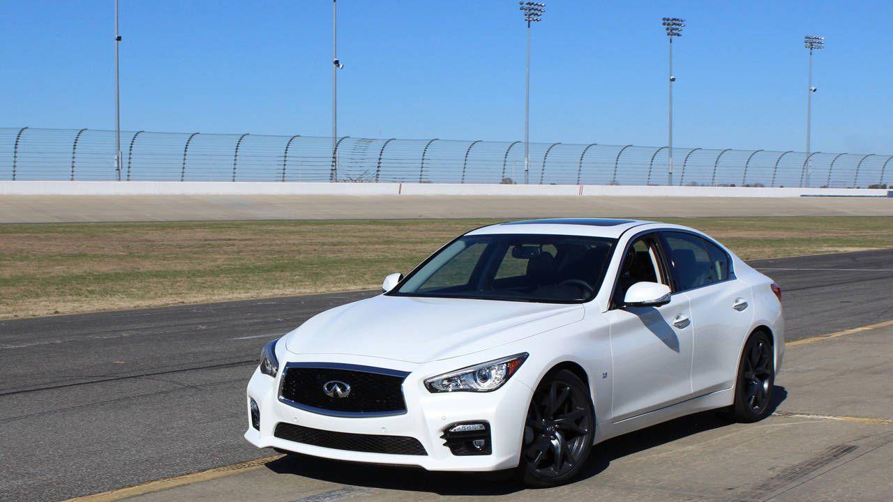 Road Tests: 2014 Infiniti Q50S