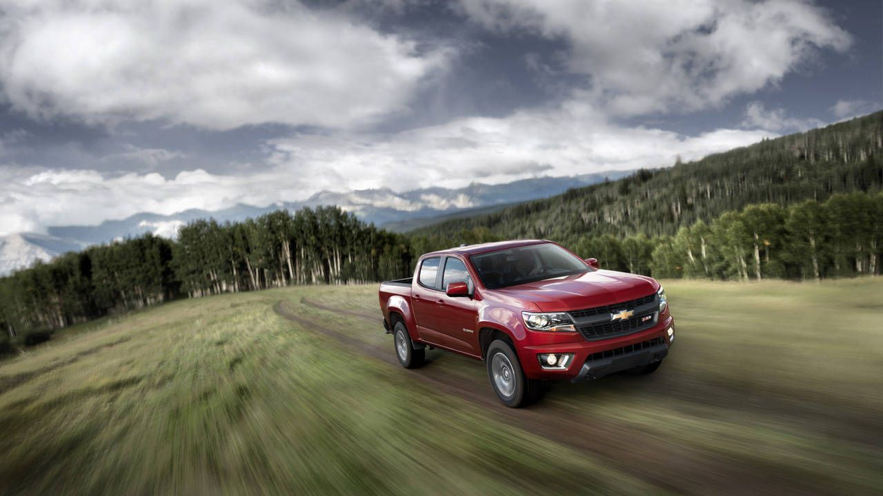 Chevy just dropped a bomb with the new 2015 Colorado