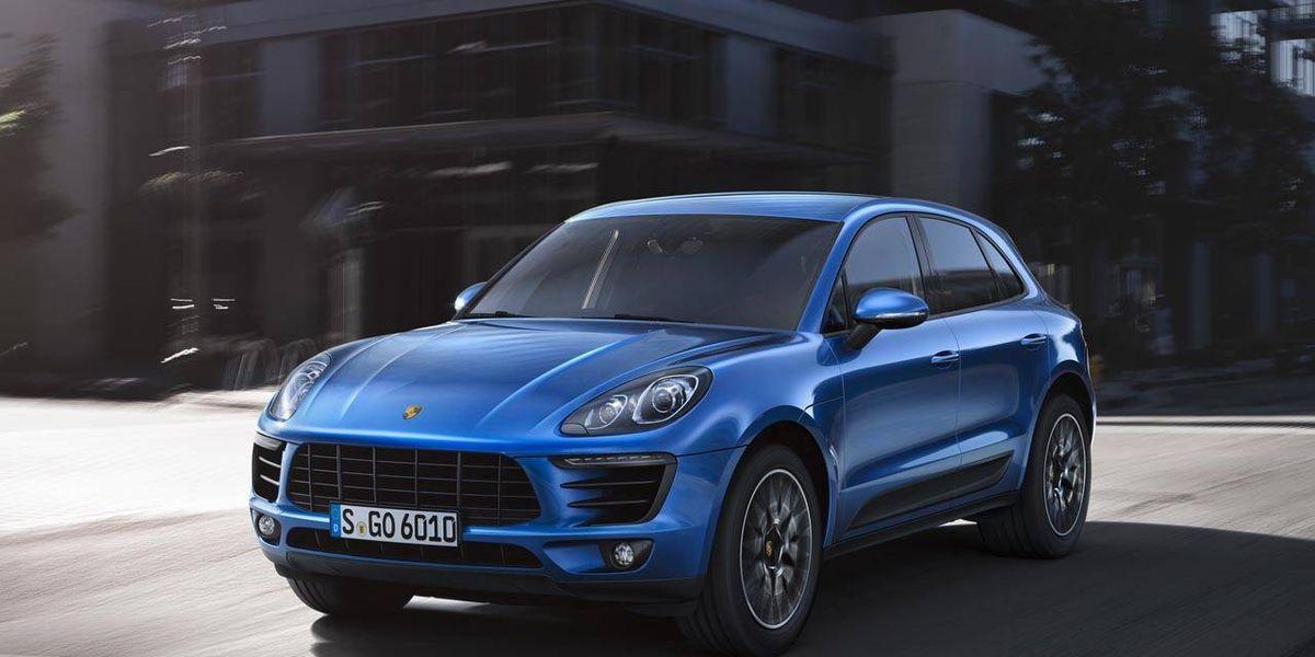 Bowman Auto Center >> Porsche Macan revealed - LA Auto Show
