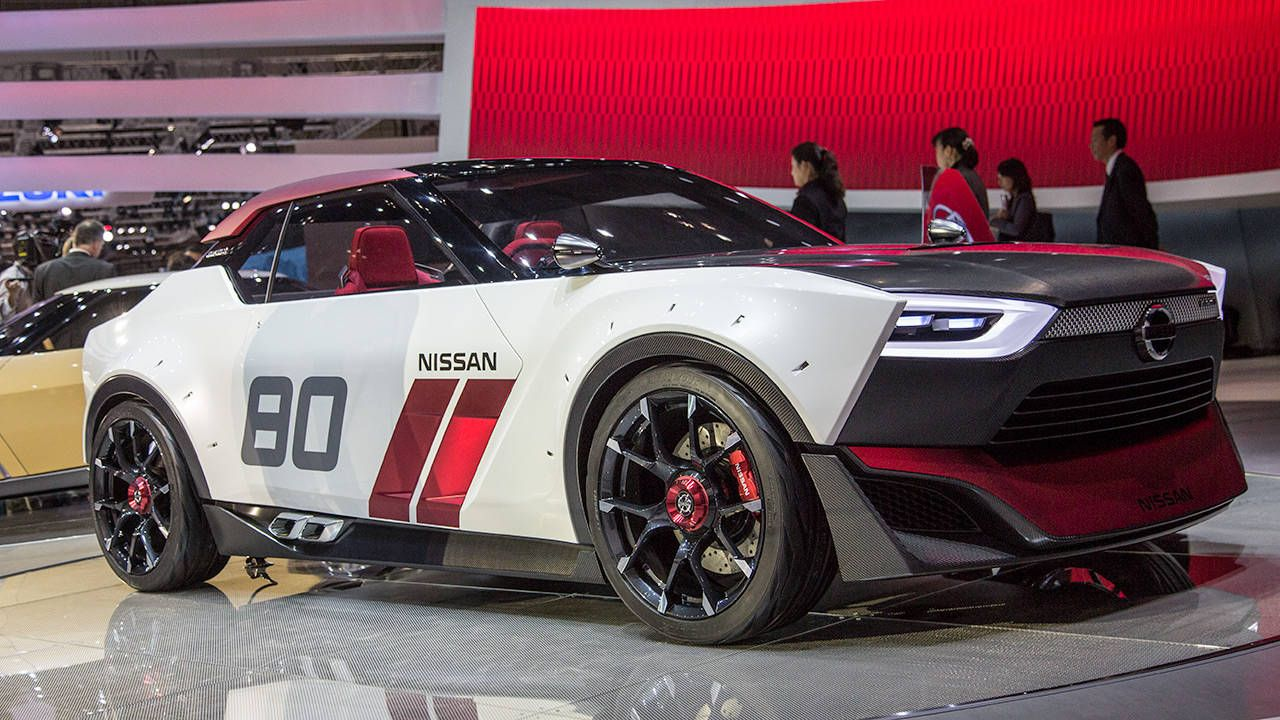 The Nissan IDx is Tokyo's surprise RWD homage to the Datsun 510