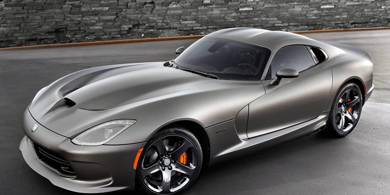Photos: SRT Anodized Carbon Special Edition Viper