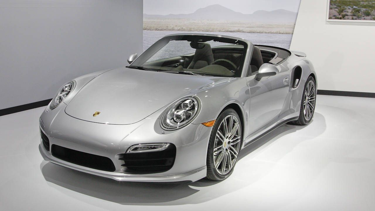 Porsche drops the details on its new 911 Turbo Cabriolets