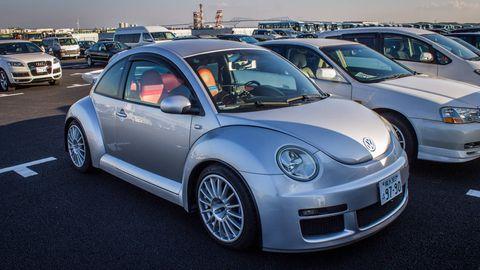 2013 tokyo auto show parking lot