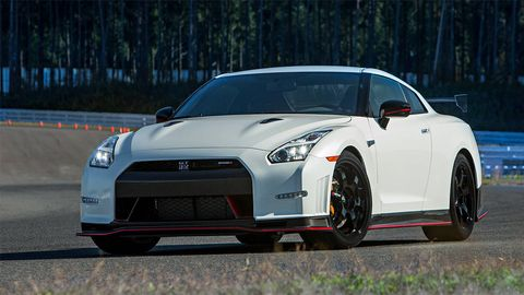 2015 Nissan Gt R Nismo First Drive