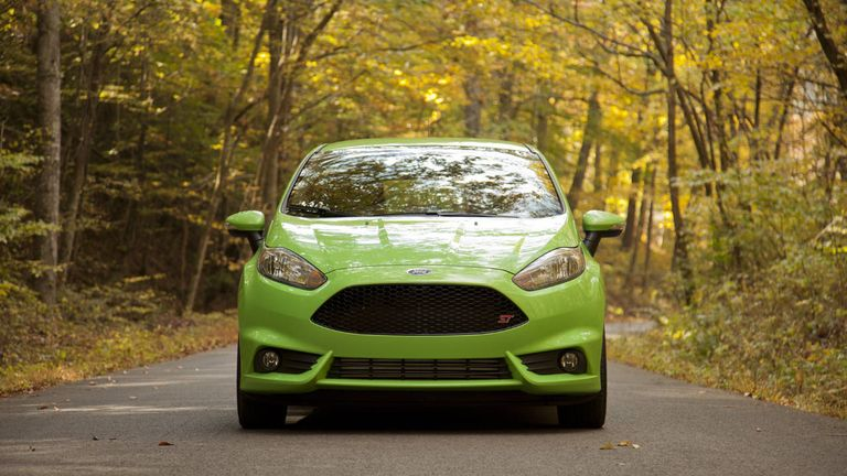 Review 2017 Ford Fiesta St