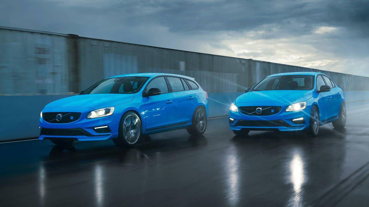 Confirmed: Volvo's V60 Polestar will be sold in the US