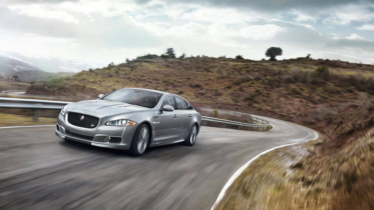 Road Test: 2014 Jaguar XJR
