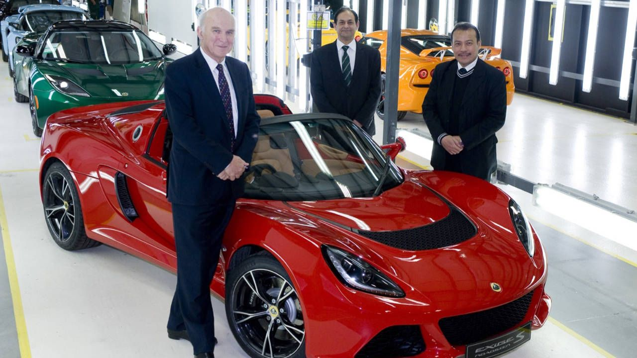 Lotus is swimming in cash after $17 million government grant
