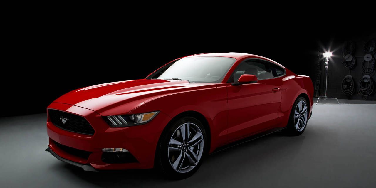 Photos: 2015 Ford Mustang