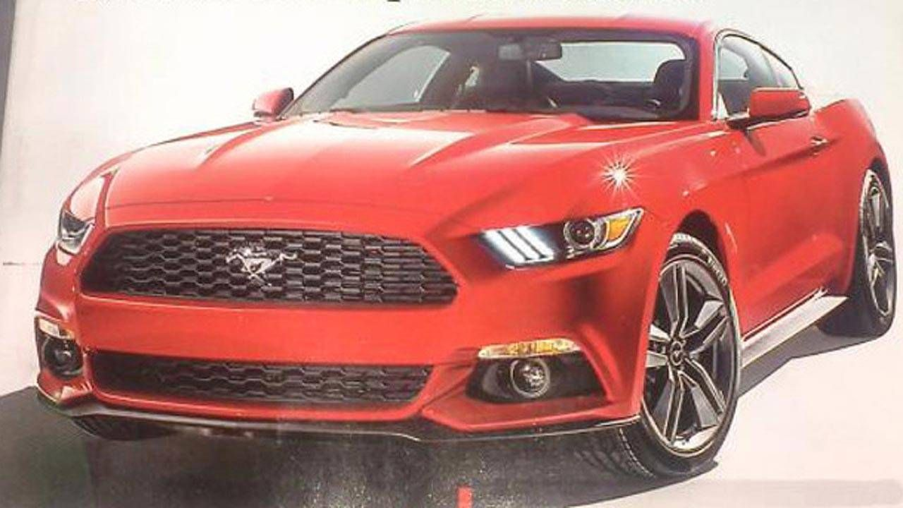 The 2015 Ford Mustang is all over the web, and it's awesome
