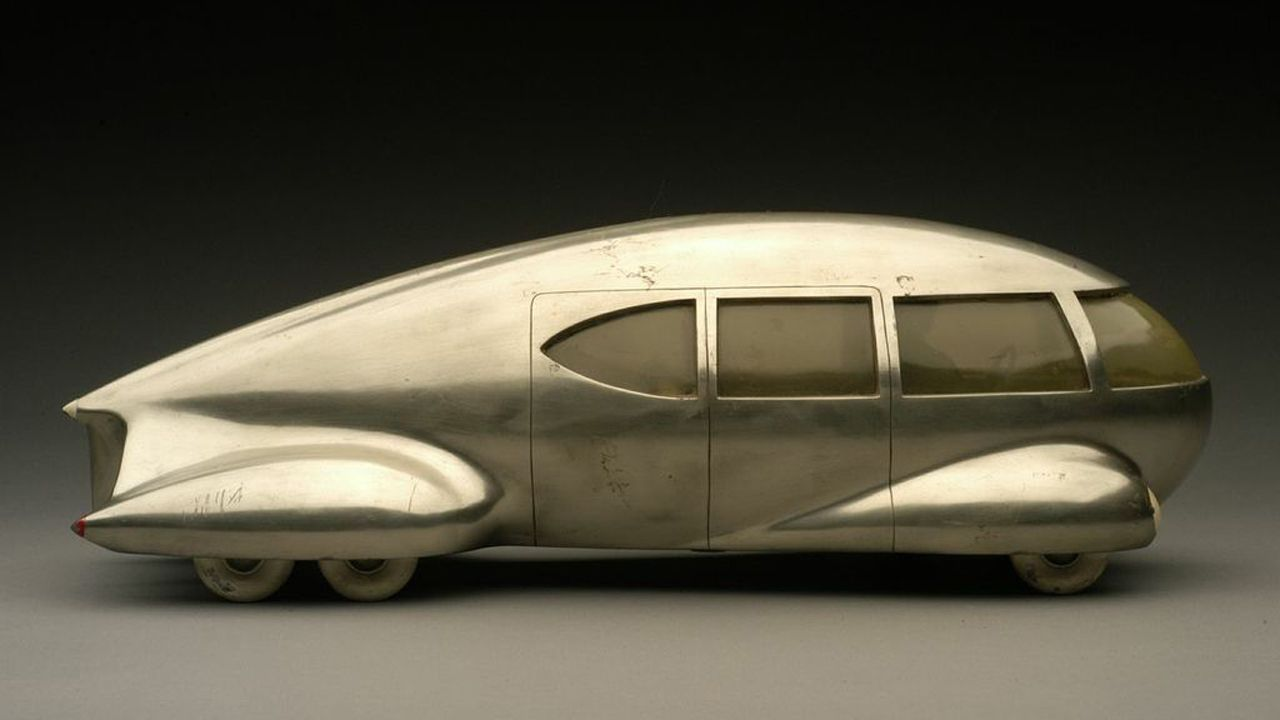 Norman Bel Geddes, prophetic designer and unsung hero