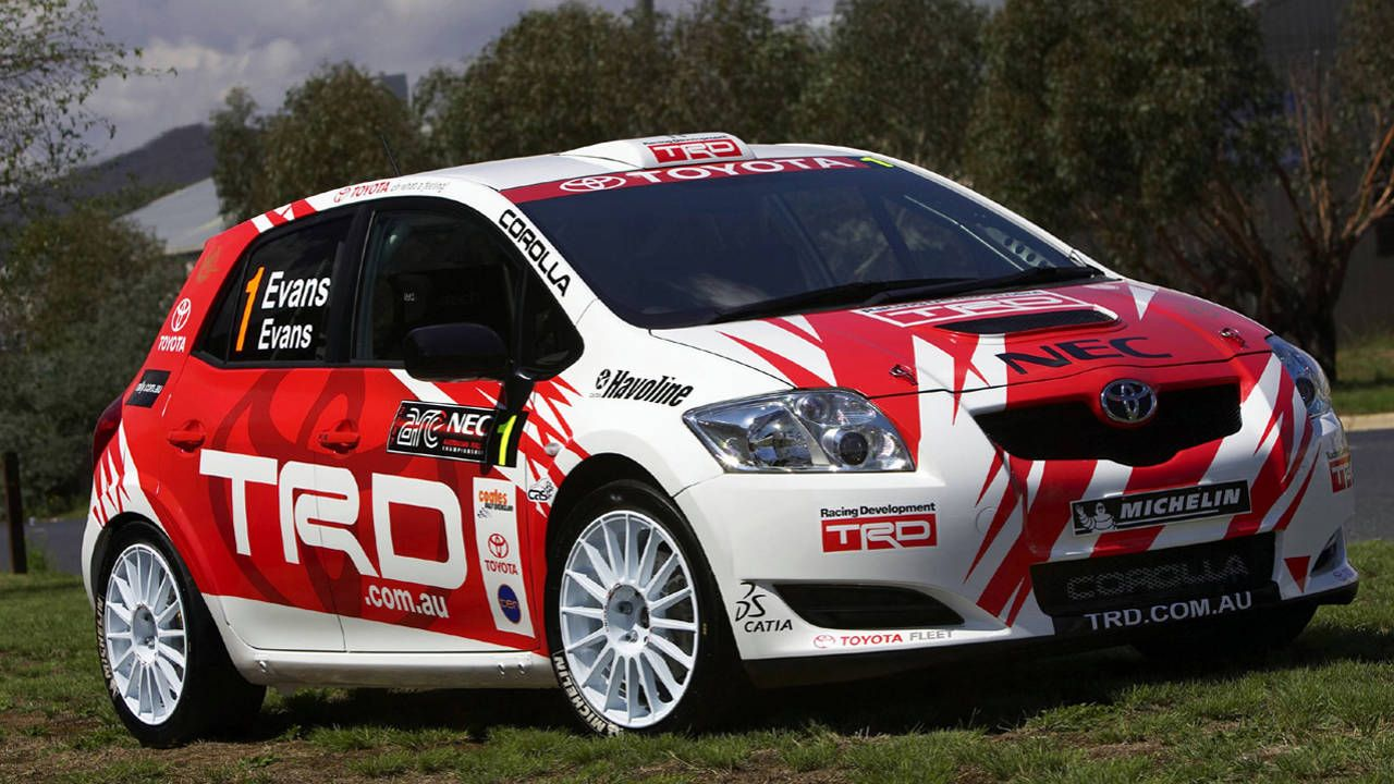 Toyota Yaris Wrc Car Planned Racing News