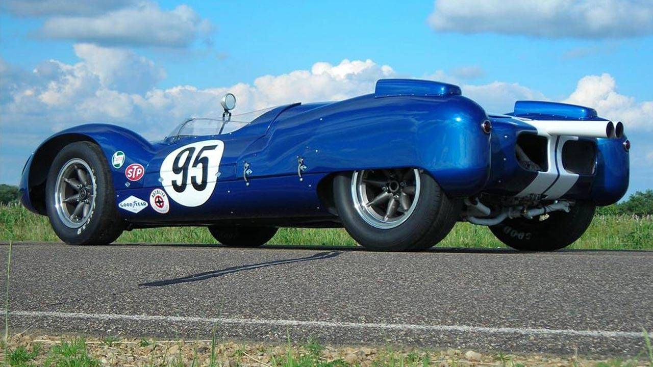 Last of the Shelby King Cobras heads to auction