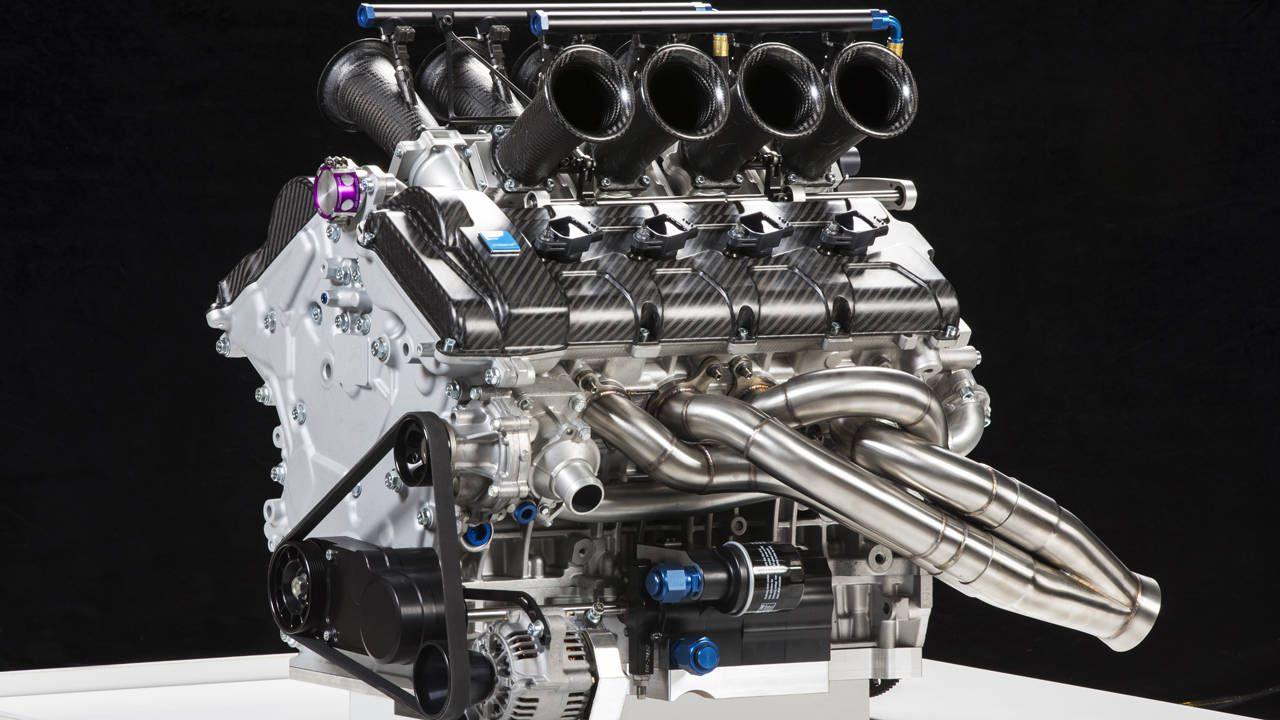 Volvo, Polestar reveal new 2014 V8 Supercars engine