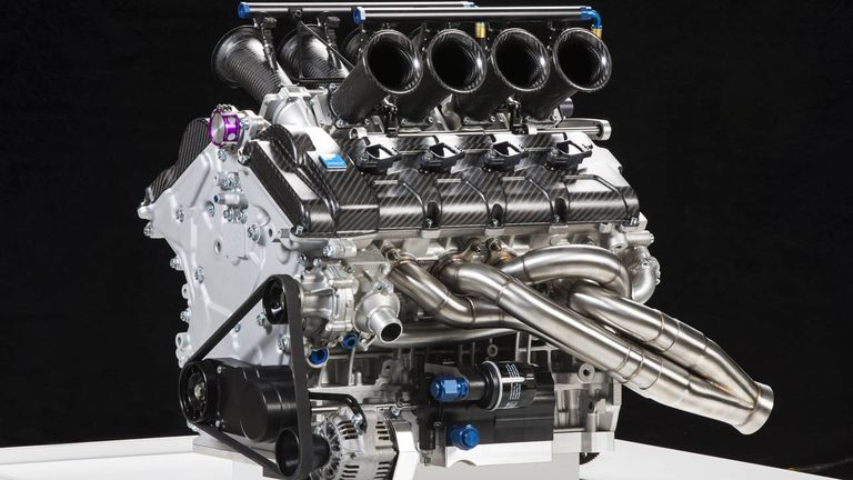 Volvo reveals 2014 V8 Supercars engine - News