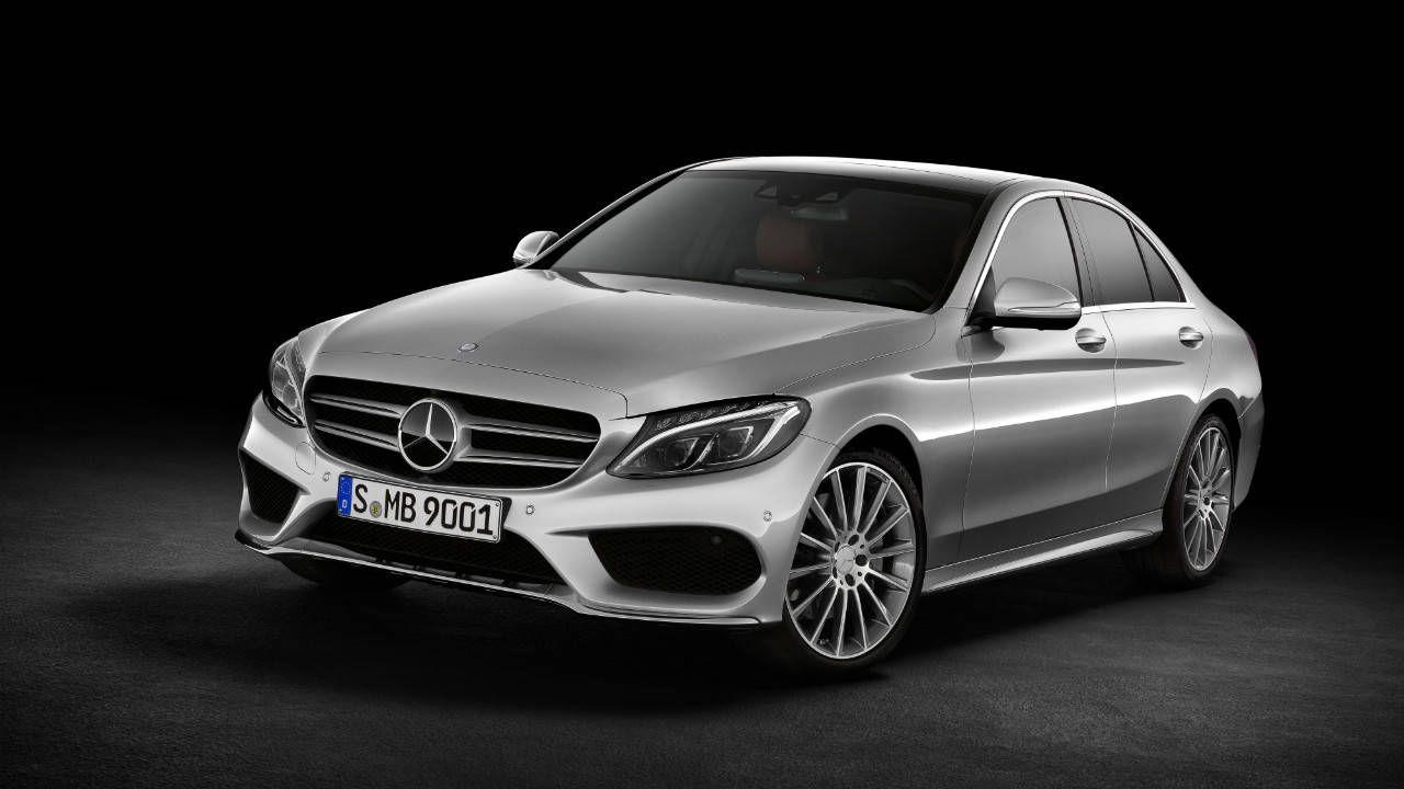 The 2015 Mercedes-Benz C-Class: The details